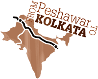 FROM Peshawar TO KOLKATA